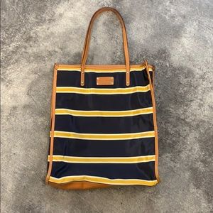 Kate Spade Tote with with Leather Accents